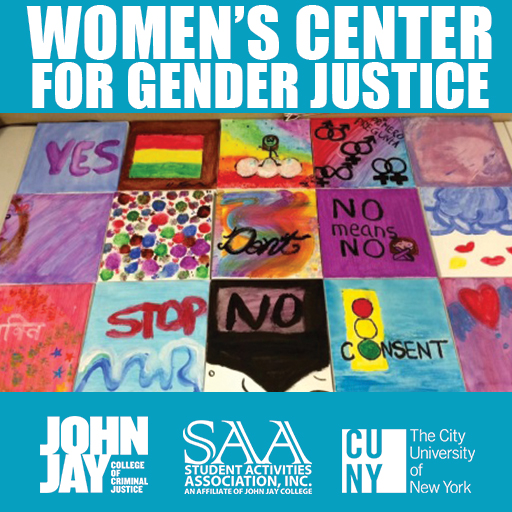 Womens Center for Gender Justice flyer