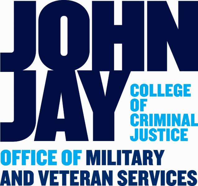 Logo for John Jay College Office of Military and Veteran Services