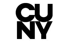 CUNY logo Black