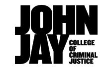 John Jay logo Black text
