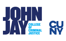 John Jay and CUNY logo color
