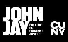 John Jay and CUNY logo white