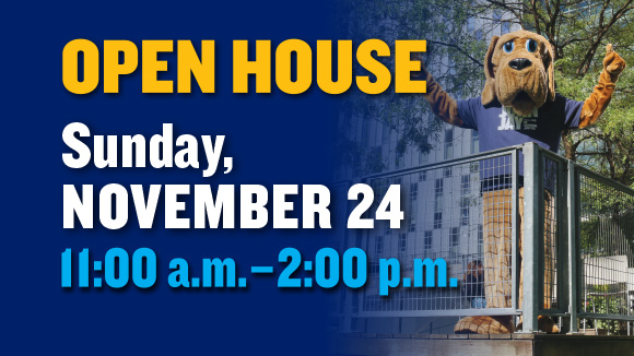 Attend John Jay College Open House on November 24, 2019