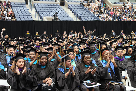 Commencement Events John Jay College Of Criminal Justice