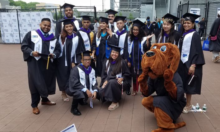 CUNY's 'ACE' Program At John Jay College Exceeds Target Goals For Timely Degree Completion