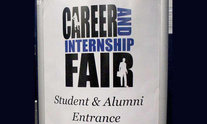 Fall Career & Internship Fair Offers Networking Opportunities