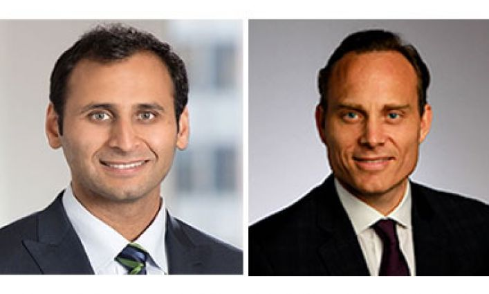 Attorneys Muhammad Faridi '04 and Brendan McGuire Join the John Jay College Foundation Board of Trustees