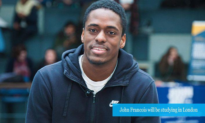 John Jay's John Francois '21 Wins Global Fellowship to Study Abroad