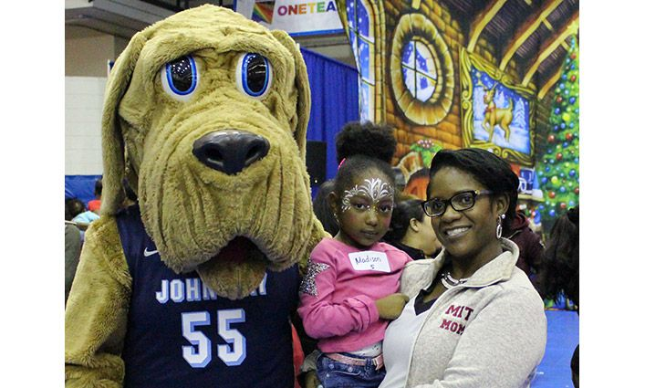 John Jay Hosts its 37th Annual Children's Holiday Party