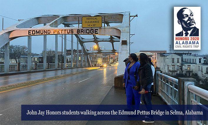 Honors 2020 Alabama Civil Rights Trip: Exploring Selma