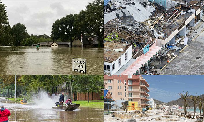 John Jay Mobilizes to Support Disaster Relief and Recovery Efforts