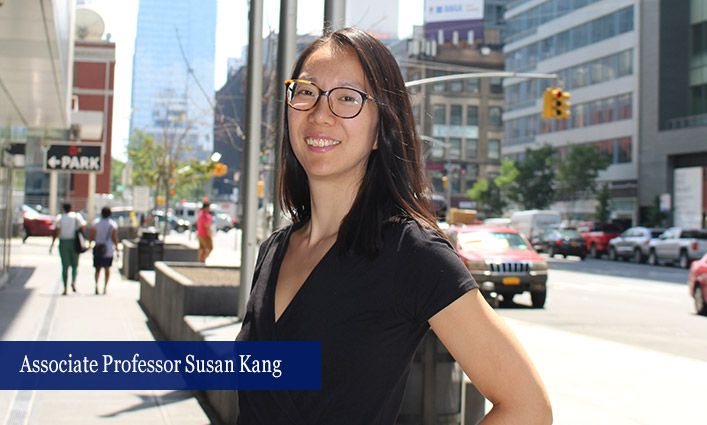 Professor Susan Kang Named On City & State's Power List