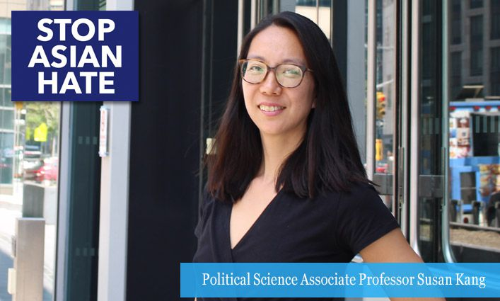 Stop Asian Hate: Associate Professor Susan Kang Ph.D. Sees Beauty in a New Generation's AAPI Pride