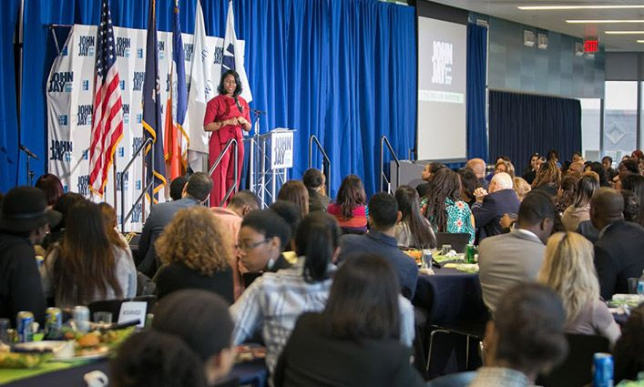 """Annual """"Law Day"""" Helps Students Prep for Legal Careers"""