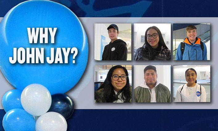 John Jay les da la bienvenida a los futuros estudiantes