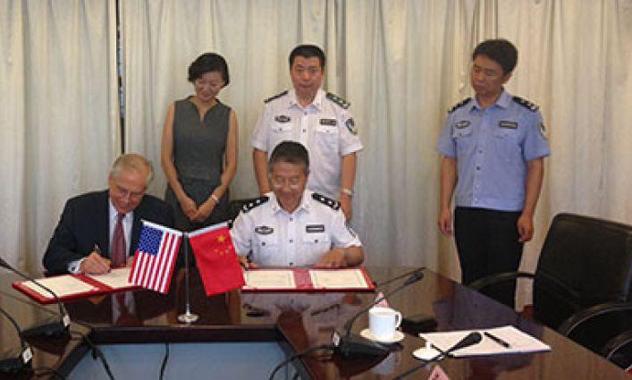 John Jay College Broadens Educational Partnerships in China and Taiwan
