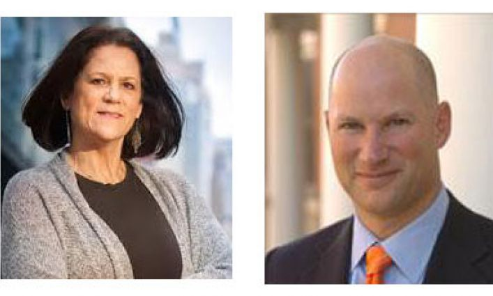John Jay Welcomes Two New Members of the John Jay Foundation Board of Trustees