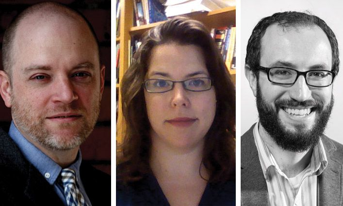 Professors Michael Yarbrough, Jean Carmalt, and Jamie Longazel Research Diversity, Inequality, and the Law in New York City