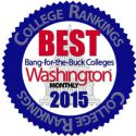 "John Jay College Ranked #4 in the ""Best Bang for the Buck"" Northeast Rankings by Washington Monthly Magazine's College Guide"
