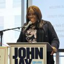 New York City Council Member Vanessa Gibson Inspires Political Science Students