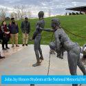 John Jay Honors Students Visit Alabama for Civil Rights 2020 Trip