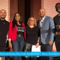 President Karol V. Mason Moderates Central Park Five Panel at The Innocence Network Conference