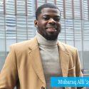 Mubaraq Alli '20 Named a Winner of New York Giants Touchdown Fellowship