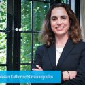 Associate Professor Katherine Stavrianopoulos Wins Outstanding Research Award from the American Association for Marriage and Family Therapy