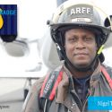 Behind the Badge: Nigel Thompson '98 Port Authority Police Department Aircraft Rescue Fire Fighter