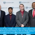 Jason Waitkus '21 Wins the Paul A. Volcker Careers in Government Essay Contest