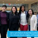 John Jay Welcomes Social Justice Advocates Tolu Olubunmi and Nathalie Molina Niño for Women Leaders Talk Series