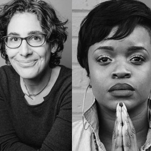 Cover image for Sarah Koenig, Brittany Packnett Named 2019 Justice Media Trailblazers