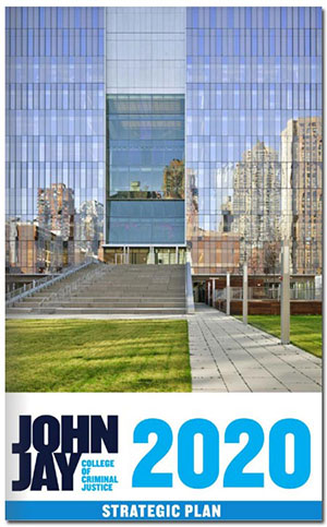 Cover of John Jay 2020 Strategic Plan