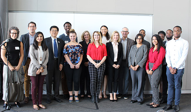 Third cohort of the Ron Moelis Social Entrepreneurship Fellowship