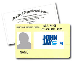 Obtain your Alumni Card