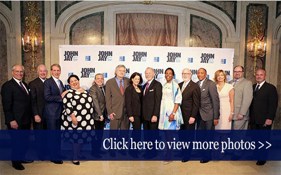 John Jay College Gala 2016 photo gallery