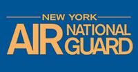 New York Air National Guard  Logo