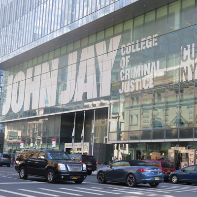 Cover image for John Jay College Awarded $7.6 Million Grant for Alzheimer's Research