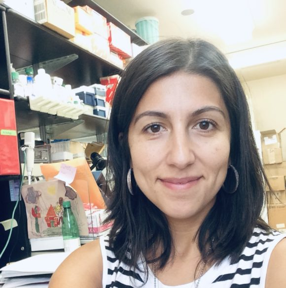 Evelyn Aranda headshot
