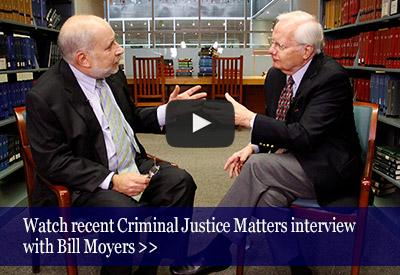 Stephen Handelman interviewing Bill Moyers
