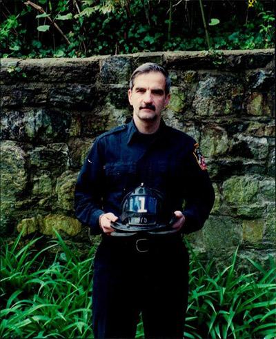 FDNY Fire Marshal Ronald P. Bucca