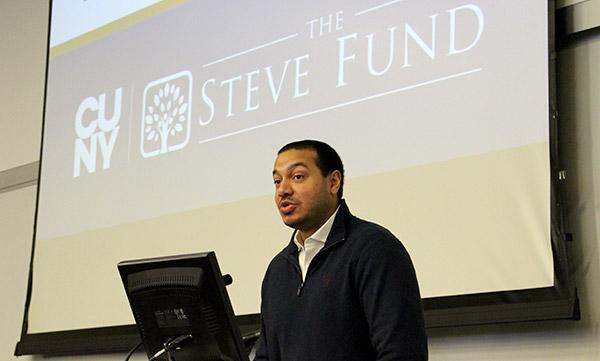 Evan M. Rose, The Steve Fund Board Chair