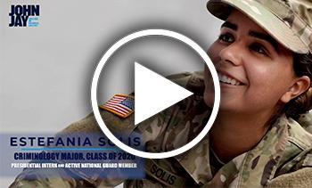 Estefania Front-line Heroes video