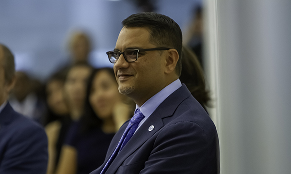 José Luis Cruz, CUNY Executive Vice Chancellor and University Provost