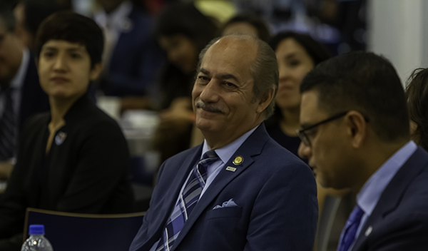 Guillermo Linares, President of New York State Higher Education Services Corporation