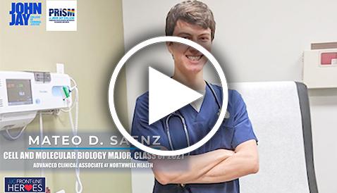 Mateo Sanez Front-line Heroes video
