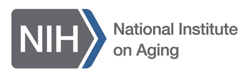 National Institute on Aging logo