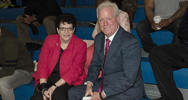 Bockstein and Deputy Commissioner Ganley
