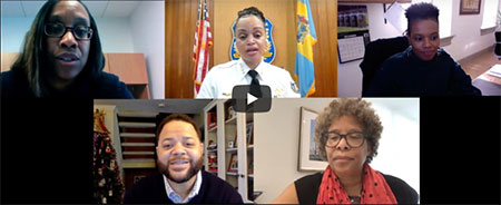 Obama Foundation - Reimagination Policing Zoom