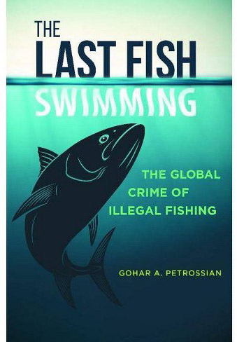 The cover of The Last Fish Swimming